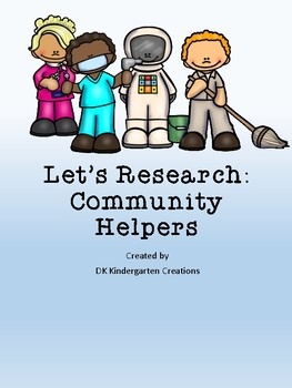 Let's Research: Community Helpers
