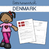Let's Research Denmark! Country research template and guide.