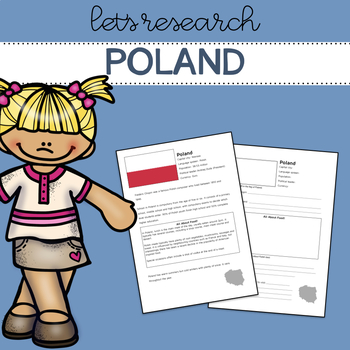 Let's Research Poland! Country research template/guide.