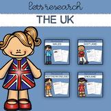 UK (England, Scotland, Wales and Northern Ireland) researc