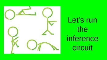 Let's Run the inference circuit