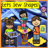 Let's Sew Shapes