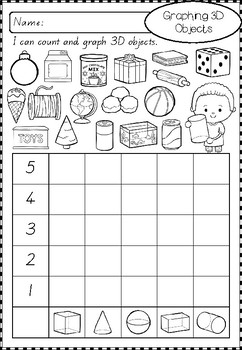 Let's Shape Up! - Collection of Activities