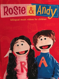 Rosie & Andy: Let's Sing About Our Bodies