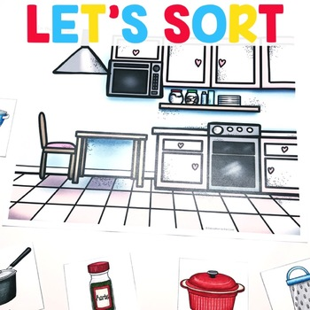 Let's Sort! | Classifying Objects Center