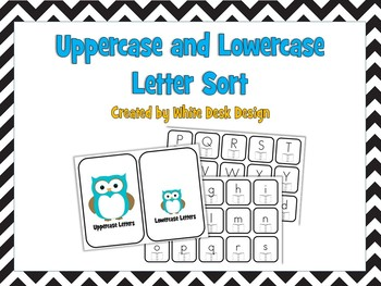 Let's Sort! Uppercase Letters vs. Lowercase Letters