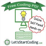 Let's Start Coding Hands-on Online Workshop