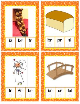 Let's Start at the Beginning - Consonant Blend Initial Letter Sounds