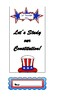Let's Study The United States Constitution