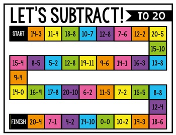 Let's Subtract!
