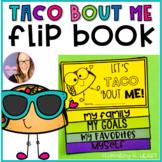 Let's TACO 'Bout Me Flip Book