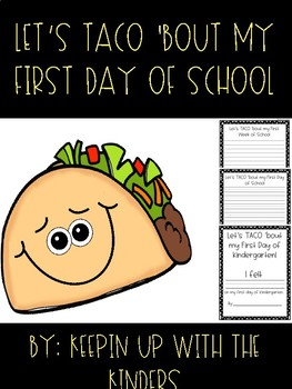 Let's TACO 'bout My First Day/Week