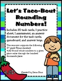 Let's Taco-Bout Rounding Numbers (TEKS 4.2D) STAAR Practice
