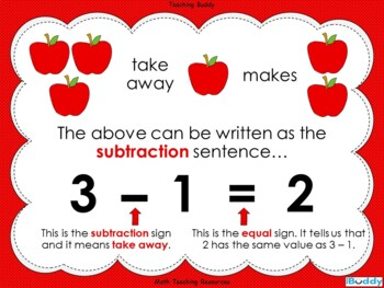 Let's Take Away – Beginning to Subtract