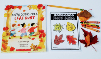 Let's Take a Leaf Walk! (Science, Nature & Inquiry)