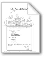 Let's Take a Listening Walk