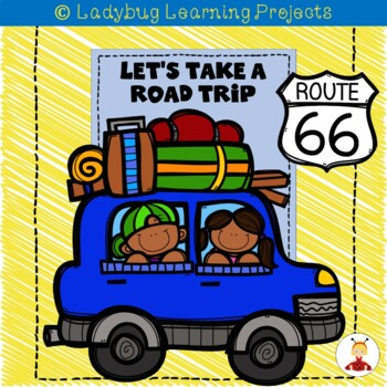 Let's Take a Road Trip (A Sight Word Emergent Reader and Teacher Lap Book)