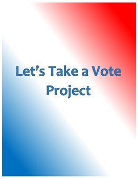 Let's Take a Vote Project