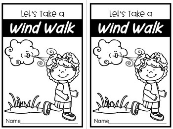 Let's Take a Wind Walk (Science, Nature & Inquiry)