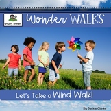Wind Nature Walk (preschool and kindergarten weather science)