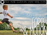 Let's Talk About Force and Motion: Interactive Read-Aloud