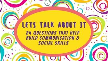 Let's Talk About It: 24 Positive Communication Questions