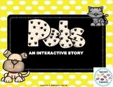 Pets- An Interactive Story (Print or No Print)