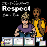 Let's Talk About Respect Lesson Plan
