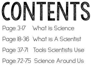 Let's Talk About Science: Interactive Read-Aloud PowerPoint