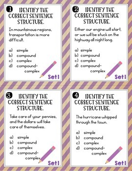 Let's Talk About Sentences!