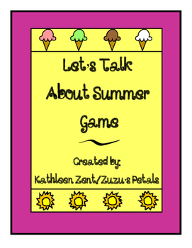 Let's Talk About Summer Game