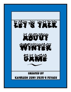 Let's Talk About Winter Game