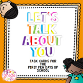 Let's Talk About You