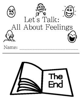 Let's Talk: All About Feelings (Speech, Feelings, Autism, Discrimination)
