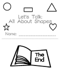 Let's Talk: All About Shapes (Vocabulary, receptive language skills)