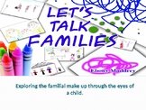 Let's Talk Families power point