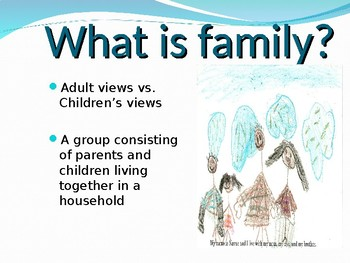 Let's Talk Families power point