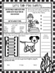 Let's Talk: Language & Articulation Practice Pages