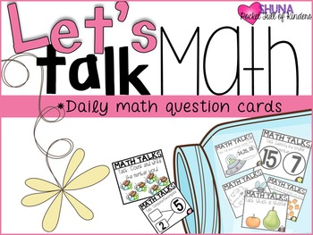 Let's Talk Math