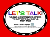 Let's Talk! Writing Conference Posters and Resources