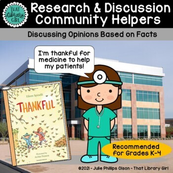 Library Lesson - Speaking and Listening - How Should a Class Discussion Work?