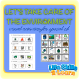 Let's Talk about Taking Care of the Environment