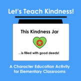 It's a New Year ~ Let's Teach Kindness!