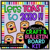 Let's Toast to... Craft & Bulletin Board Kit