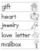 Let's Trace Valentine's Day Words!