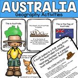 Let's Visit Australia Country Study - Passport Around the World