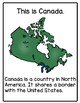 Let's Visit Canada Country Study - Passport Around the World