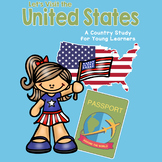 Let's Visit the United States Country Study - Passport Around the World
