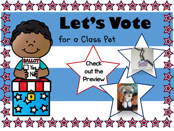 Let's Vote for a Class Pet!