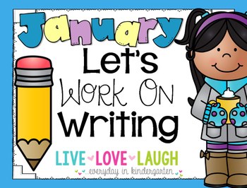 Let's Work On Writing {January}